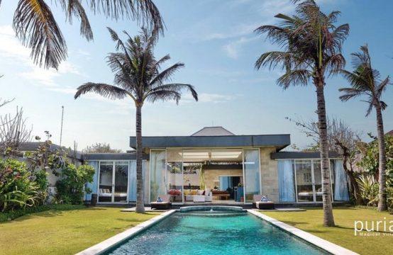 Pandawa Beach Villas - Pool and Villa