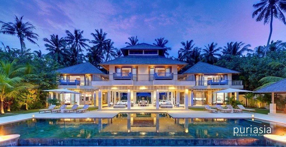 Siri Mendira Beach Villas Villa Cempaka