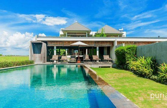 Bali Mengening Villa - Pool and Villa