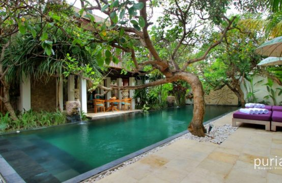 The Royal Purnama - 4BR Anggrek Pool Villa