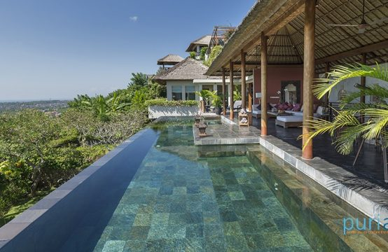 The Longhouse Villa - Cliff Top Pool View