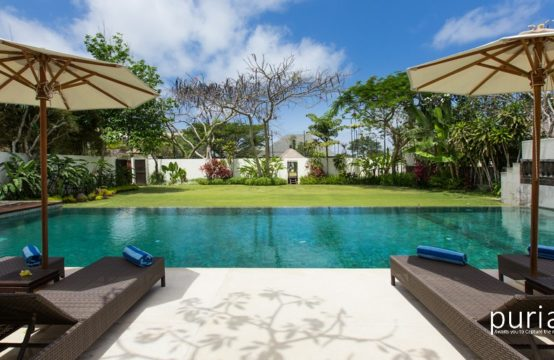 Villa Karang Putih Estate - Karang Nusa Pool Area