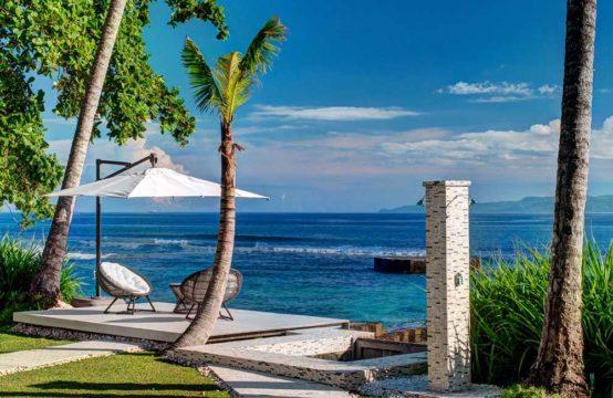 beach bali villas