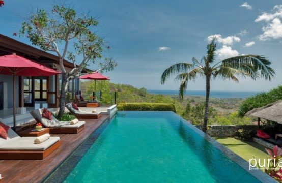 Villa Capung - Villa and View