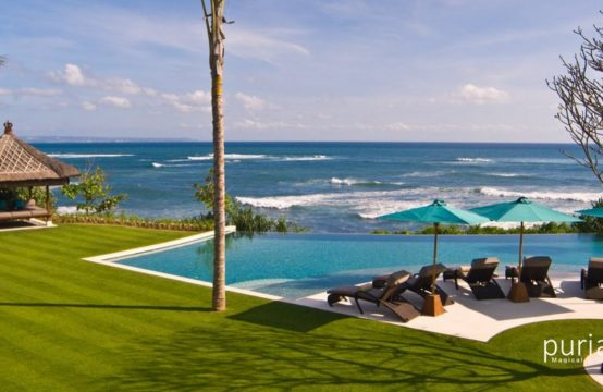 Villa Jagaditha - Pool with Ocean View