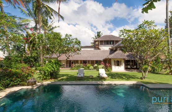 Villa Orchard House - Elegant Seminyak Villa