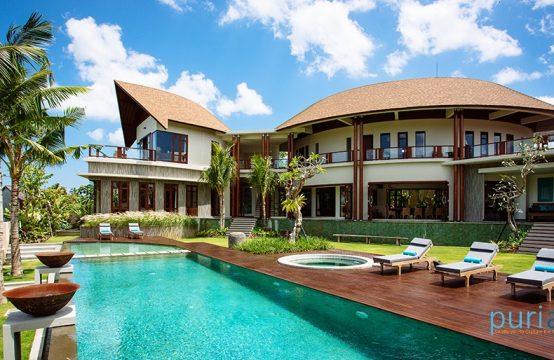 Villa Umah Daun - Villa in Umalas