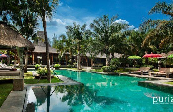 Bali Ethnic Villas - Villa Ka Pool View