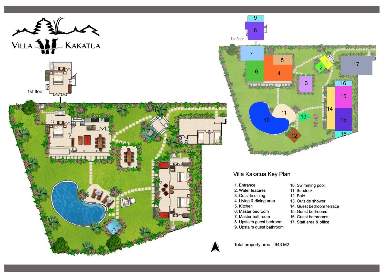 Villa Kakatua
