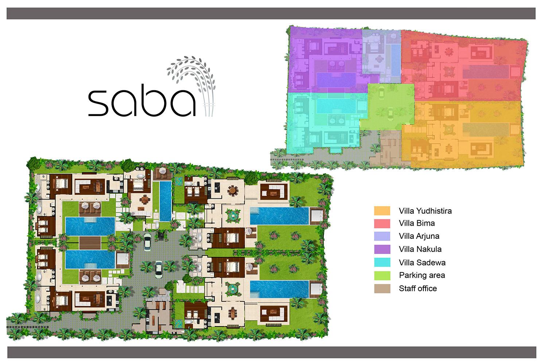 Saba Villas