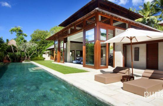 Villa Champuhan - Pool and Villa