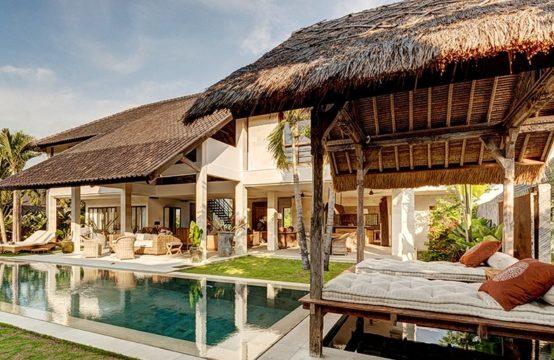Abaca Villas - Villa Kadek Pool