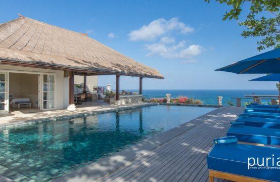 Villa Ocean Bliss - Pool Area