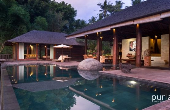 Villa Kamaniiya - Pool View