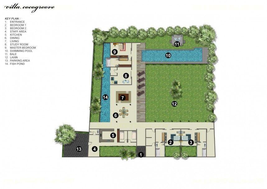 Villa Cocogroove
