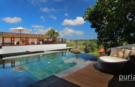Villa Soma - Infinity Pool