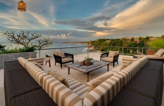 Villa The Luxe Bali - Penthouse Suite Terrace