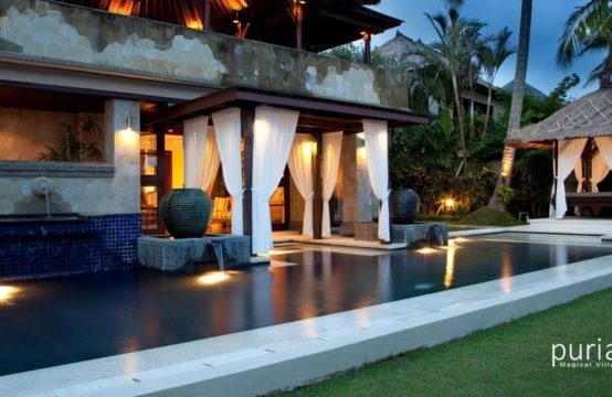 Villa Amani Golf - Poolside