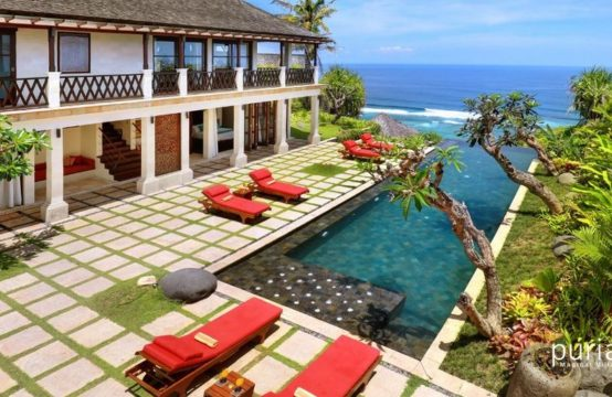 Villa Awang Bali - View from Villa