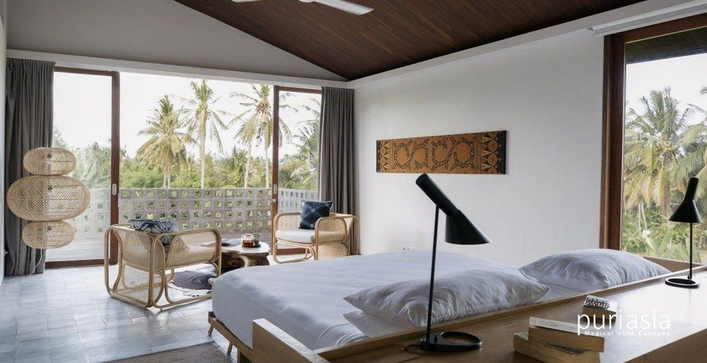 Casabama Villas Beachfront Villa In Sababay Beach Bali Villas Beauteous Bali 2 Bedroom Villas Model Design