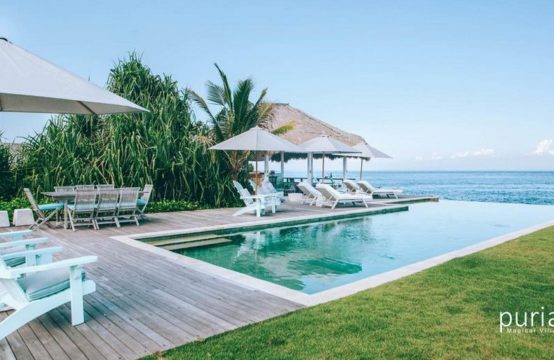 Driftwood Villa - View from Pool
