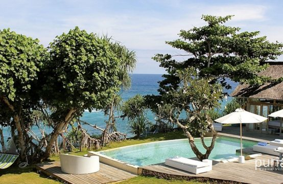 Island House Villa - View from Pool