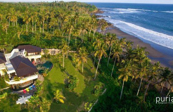 Villa Delmara - Aerial