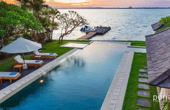 Benoa Bay Villas - View from Villa