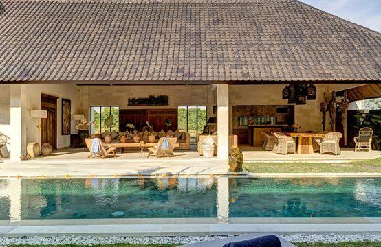 Villa Nyoman - Pool and Villa