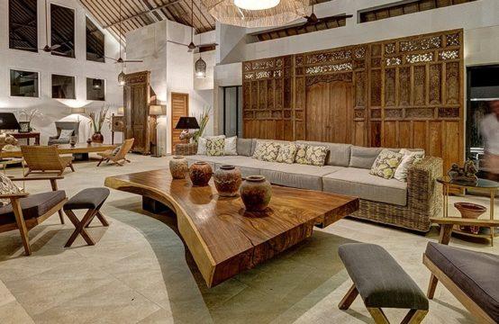 Villa Iluh - Living Area