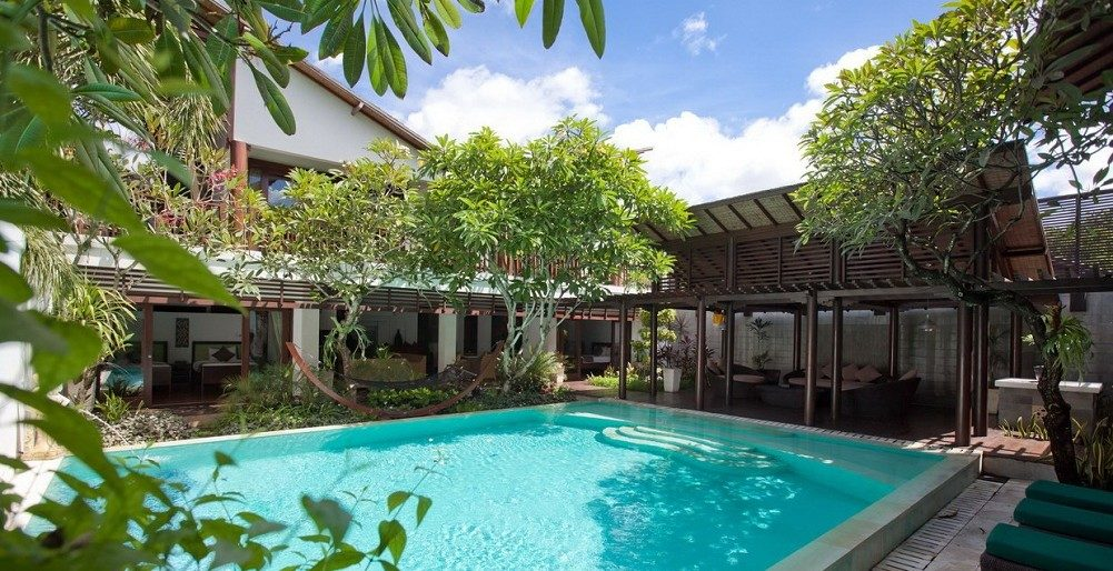 Villa Casis Six Bedrooms Villa In Sanur Beach Bali Villas