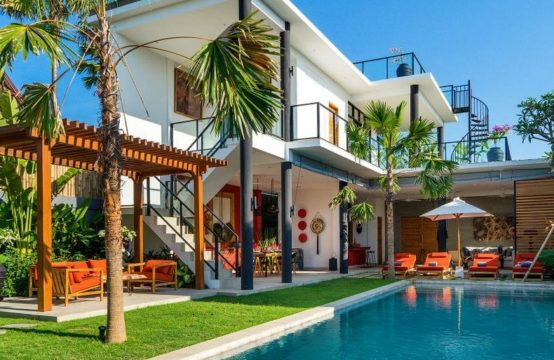 Canggu Beachside Villas