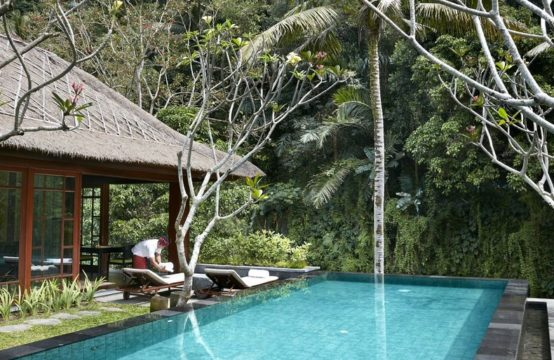 Mandapa River Front Pool Villa - Best Villa in Ubud
