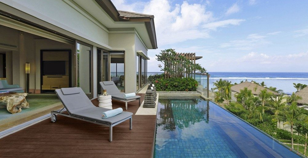 Bali Luxury 2 Bedroom Villas Ritz Carlton Sky 2 Bedrooms Villa - Luxury Villa