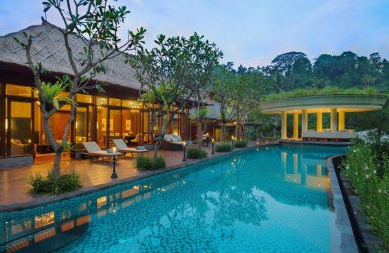 Mandapa Three Bedrooms Pool Villa - Luxury Villa in Ubud
