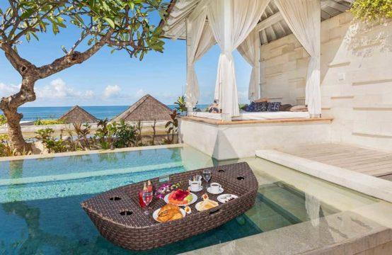 beachfront villa seminyak bali