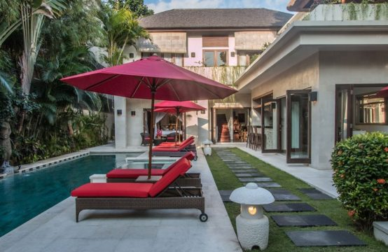 Villa Kalimaya Three – Three Bedroom Villa in Seminyak