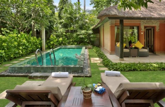 Legian Beach Villas