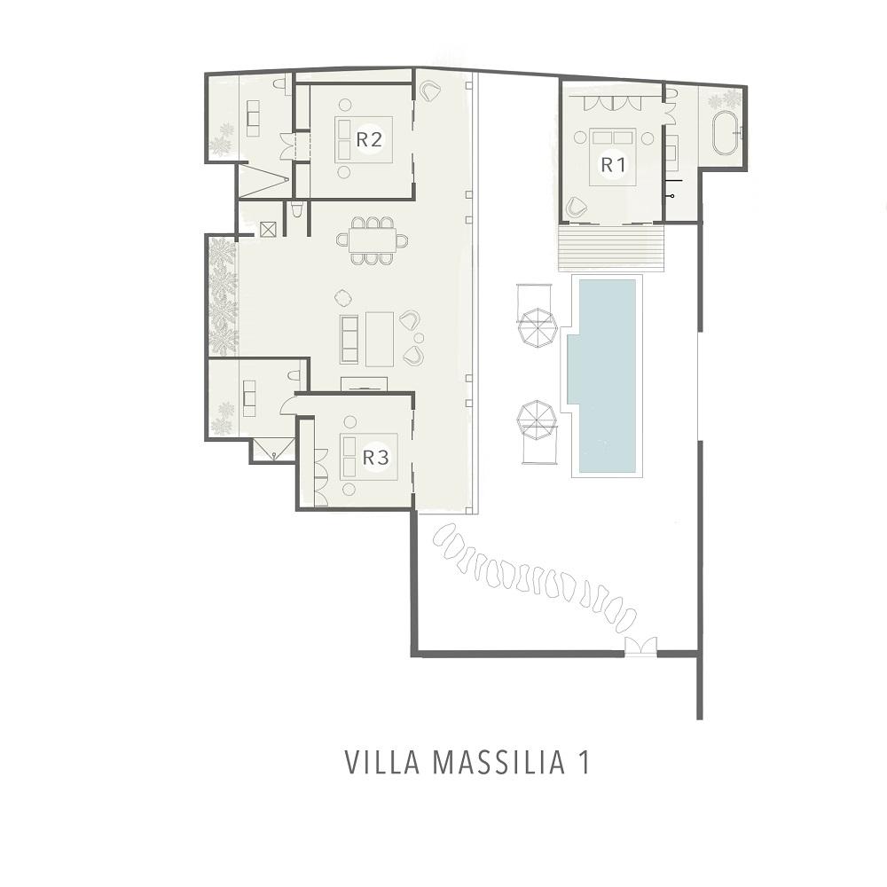 Villa Massilia 1