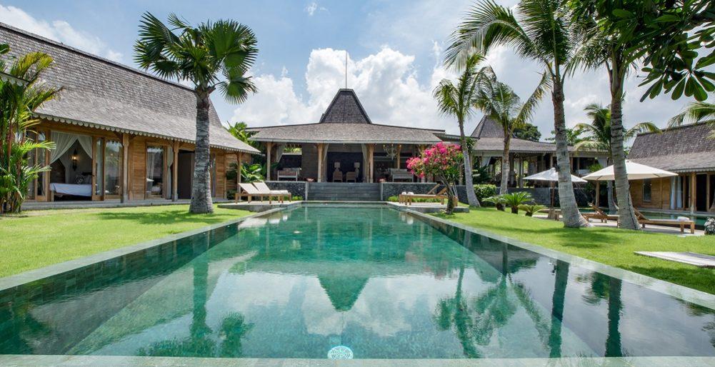 Villa Mannao Luxury 8 Bvedrooms Villa In Seminyak Beach Bali Villas