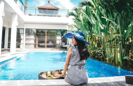 Villa Rayyan - Private 4 Bedrooms Villa in Jimbaran